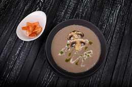 Суп грибной (350uh)
