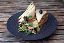 Клаб сэндвич (360гр)