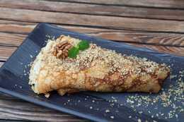 Блины с грецким орехом и медом (250гр)