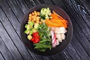 Роke bowl овощной (330гр)