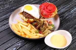 SKY burger (150гр)